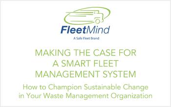 Smart Fleet Management System