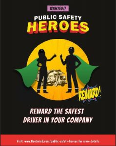 Public Safety Heroes Poster